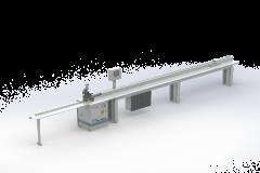 Tronzadora con Empujador CNC EMP